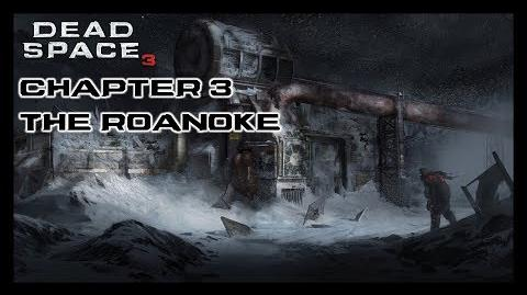 Dead Space 3 playthrough - Chapter 3 The Roanoke