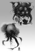 Некроморфы - Sabotage - концепт-арт2