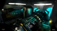 Dead Space 2 Concept Art by Joseph Cross 16a