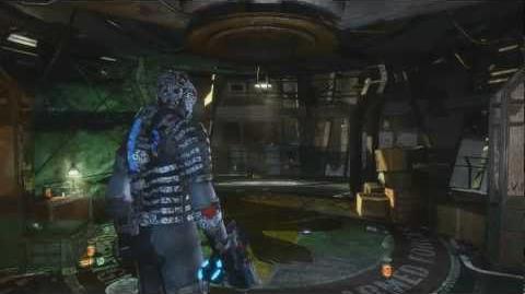 Dead Space 3 Suit Ports; Advanced Unitologist V2