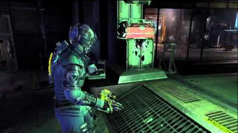 Dead Space 2 - Chapter 7 Part 2 Engineer