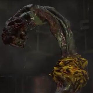 Щупальце встречаемое в первом Dead Space