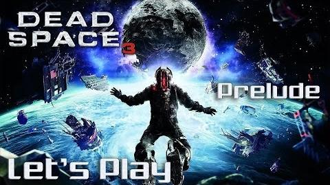 Let's play dead space 3 Co-op - Prelude