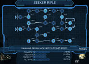 Seeker rifle bench 27