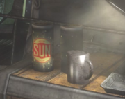 Couple of cans of sun