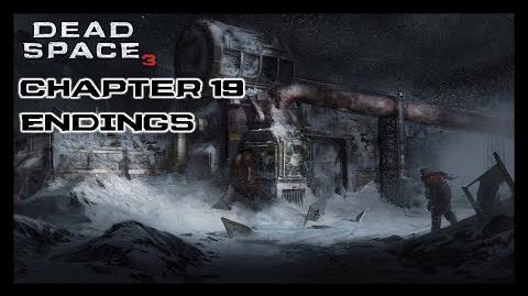 Dead Space 3 - Chapter 19 Endings After Credits Scene (Dead Space 3 Finale)