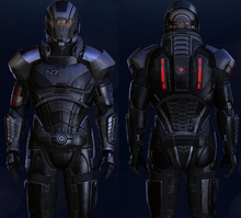 Original Mass Effect 3 N7 Armor