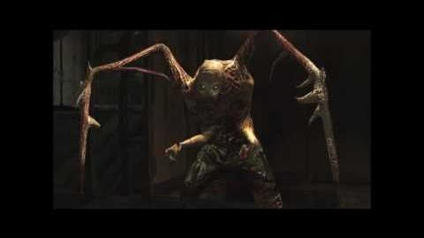 Dead Space Enhanced Slasher Necromorph Sounds HD -non-potato quality-