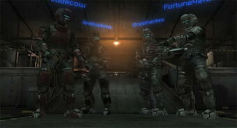 Dead Space 3 matchmaking
