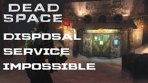 Dead Space 3 - (Isaac) Disposal Service Walkthrough Impossible Difficulty (PC)