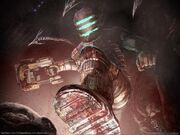 Wallpaper dead space 06 1600