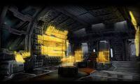 Control Room concept