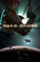 Dead Space Downfall Alissa Vincent cover