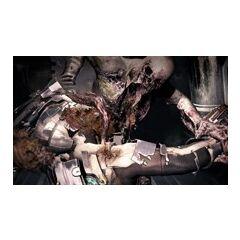 Сцена смерти с блевуном