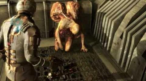 Dead Space - Wheezer Death