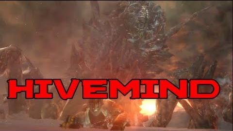 Dead Space 3 - Nexus Hivemind Boss Fight