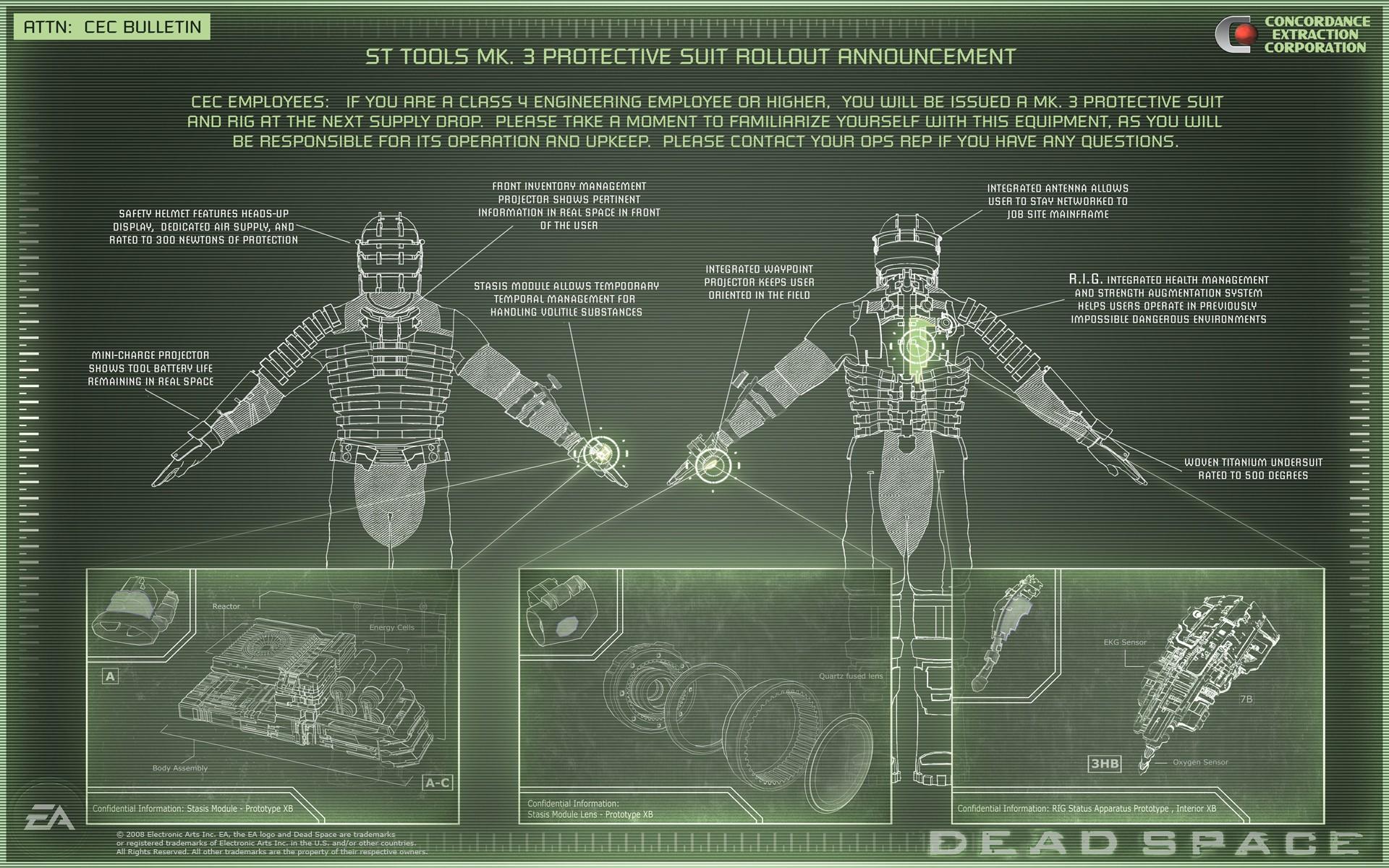 Image dead space cec armor 3g dead space wiki fandom dead space cec armor 3g malvernweather Images