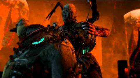 Dead Space 3 - Awakened - Cult Leader Death