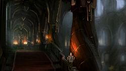 Concept church gbalcony