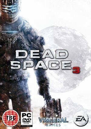 死亡空间3-PC版封面