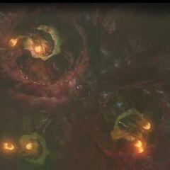 Гнездо внутри Нексуса.