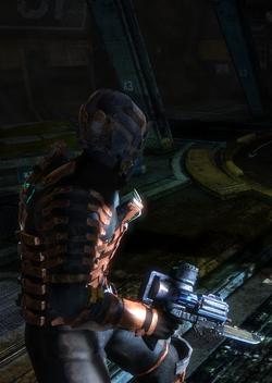 DeadSpace3 Medic Gun