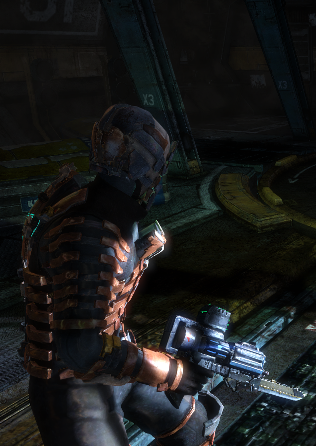 Medic support handgun dead space wiki fandom powered by wikia weapon information malvernweather Image collections