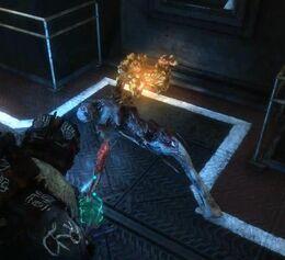 Exploder de Dead Space 3