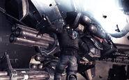 Shuttle weapons