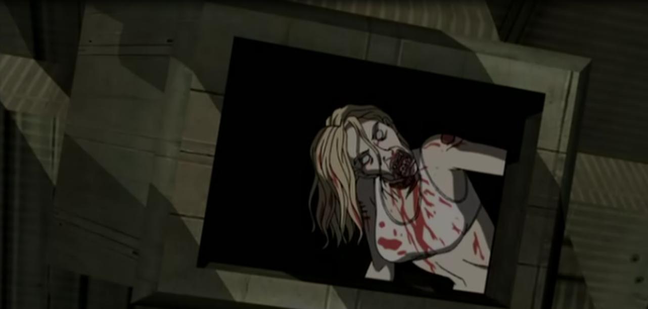 Dead Space Nicole Necromorph