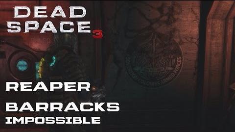 Dead Space 3 - Reaper Barracks Walkthrough Impossible Difficulty