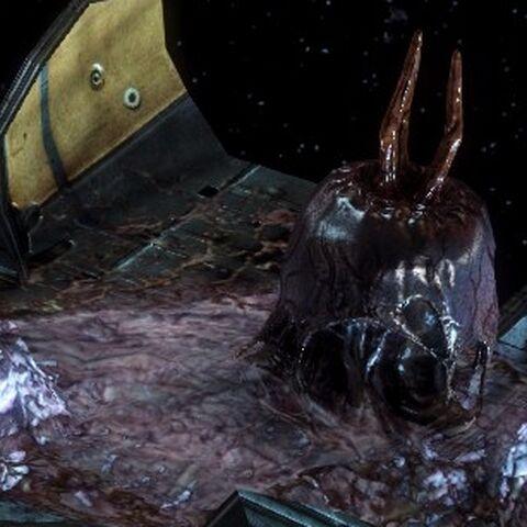 Гиганский пузырь в Dead Space 3