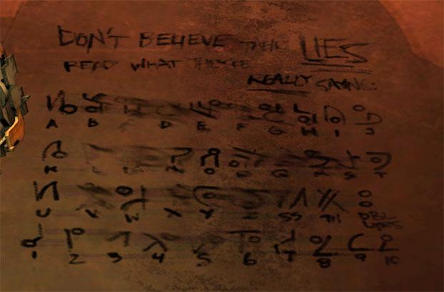Marker Symbols Dead Space Wiki Fandom Powered By Wikia