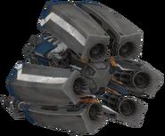 Earthgov gunship backview hl2viewer