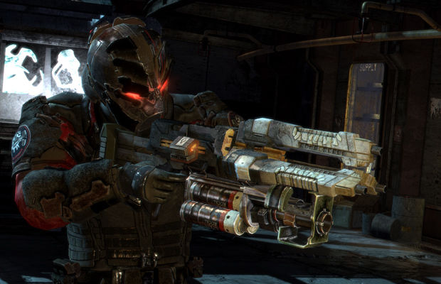 Bolas gun dead space wiki fandom powered by wikia weapon information malvernweather Image collections