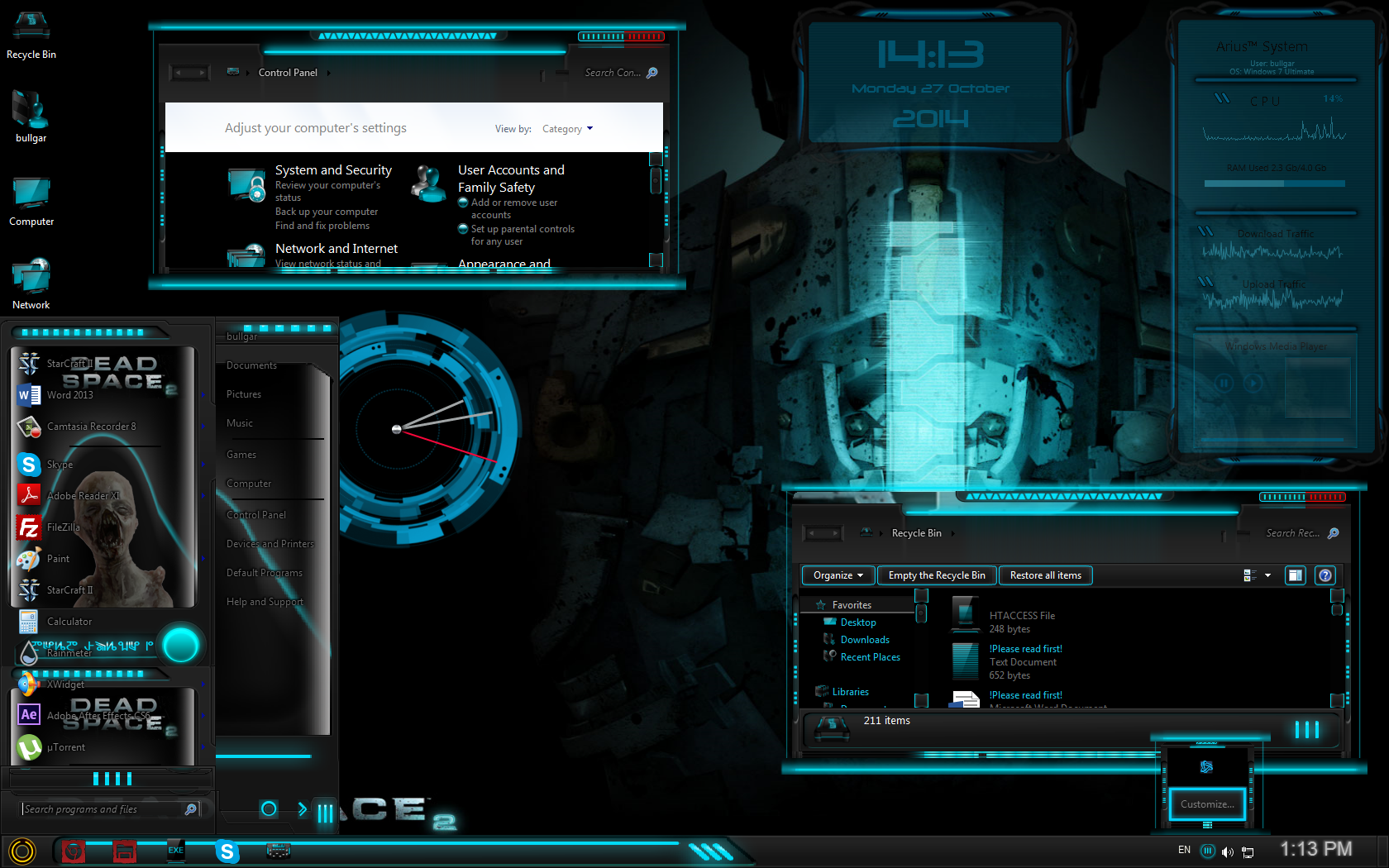 My Dead Space Desktop | Dead Space Wiki | FANDOM powered by Wikia