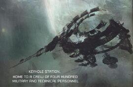 Keyhole Station