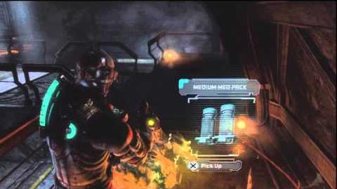 Codecow blueprint dead space 3 action HD