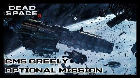 Dead Space 3 playthrough - CMS Greely Optional Mission