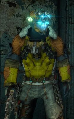 Archaeologist suit DS3