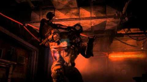 Dead Space 3 - Feeder Death