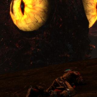 Лицо Луны с Тау Волантис.