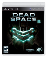 DeadSpace2 - PS Cover