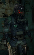 Security carver DS3