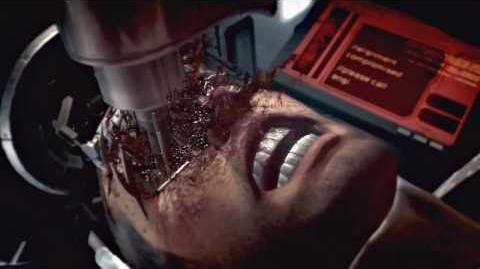 Dead Space 2 Eye Poke Machine