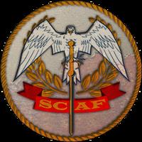 DS3 SCAF Insignia