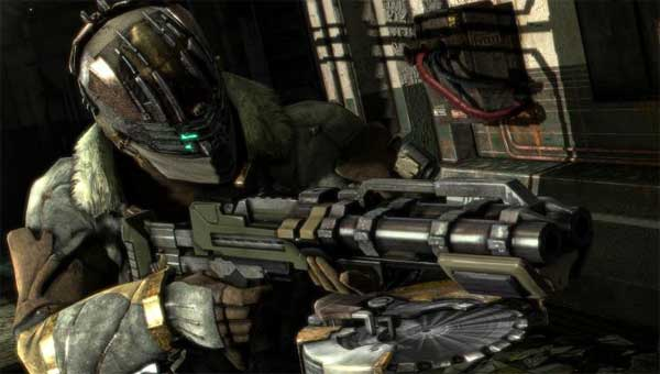 Shotgun dead space wiki fandom powered by wikia malvernweather Image collections