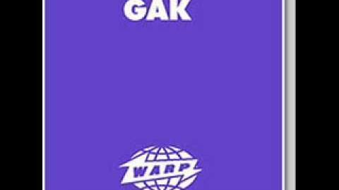 Aphex Twin - GAK - GAK 4