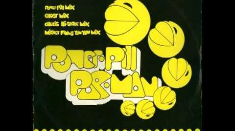Power-Pill - Pacman Ghost mix