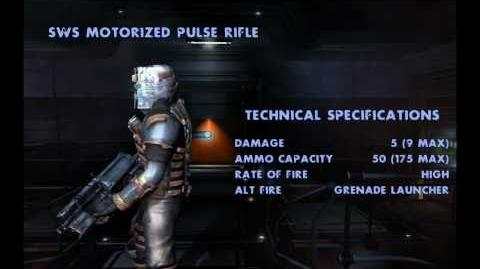 Dead Space 2 Weapons (DLC included)